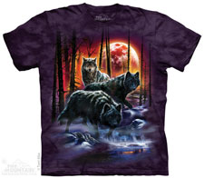 b6e2b4f78ad5b 3d футболки Mountain купить в Москве американскую футболку с волками ...